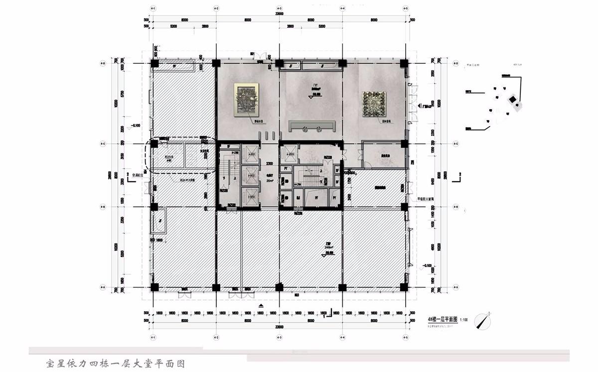 如何通过细节创建高端办公室装饰?