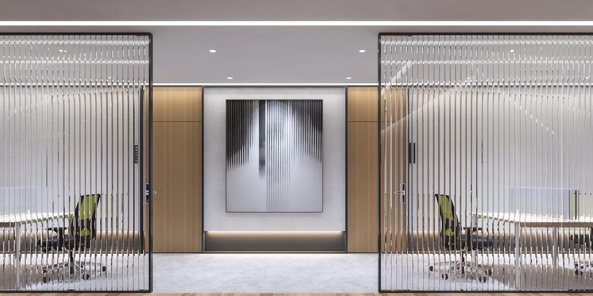 深圳会议室装修布局如何设计(图1)